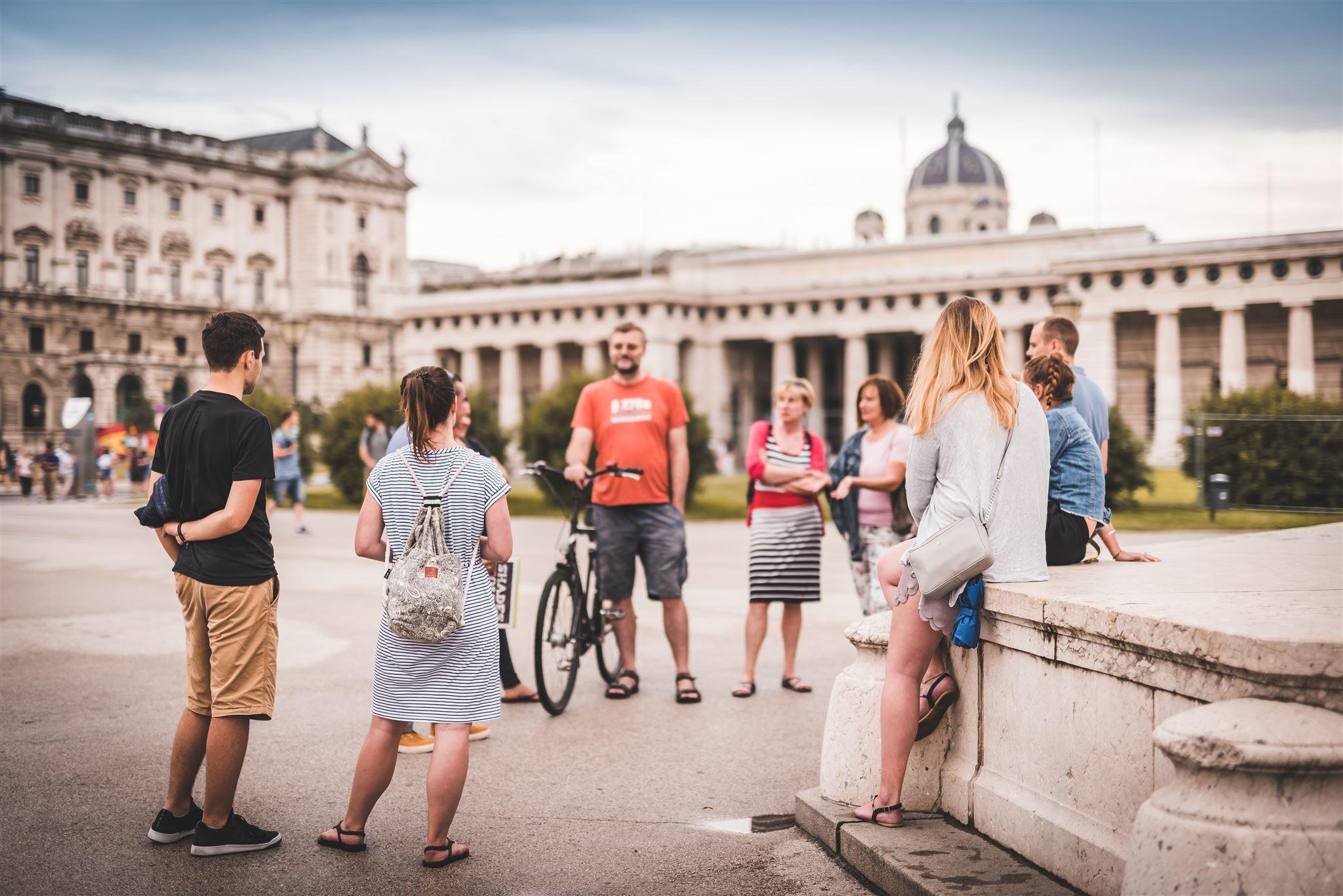Tour geführt von Obdachlosen in Wien