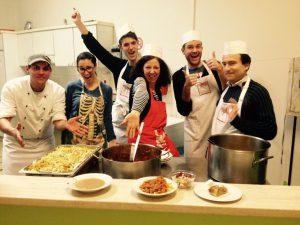Kochen für Obdachlose
