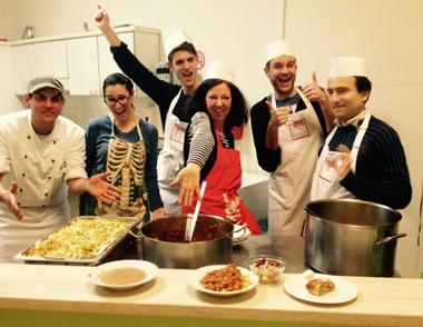 Kreativität und gesunde Ernährung im Obdachlosenheim - Unsere Food Blogger Challenge 2016