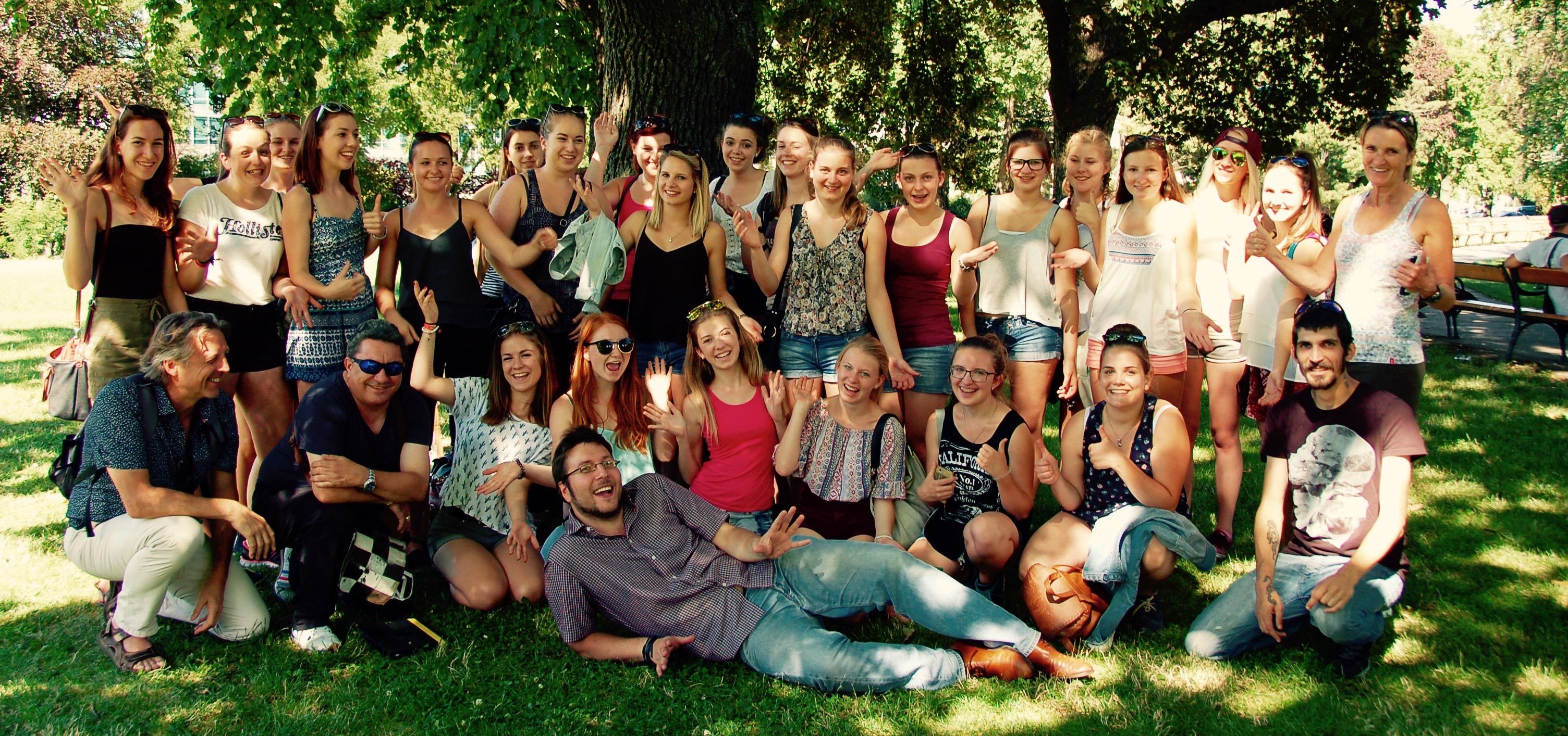 Schulausflug - Exkursion - Wienwoche - Schulschlussprogramm