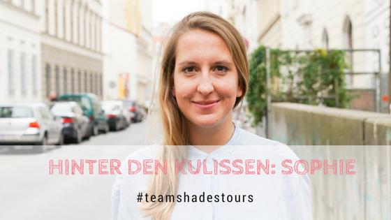 Sophie Tschanett für SHADES TOURS