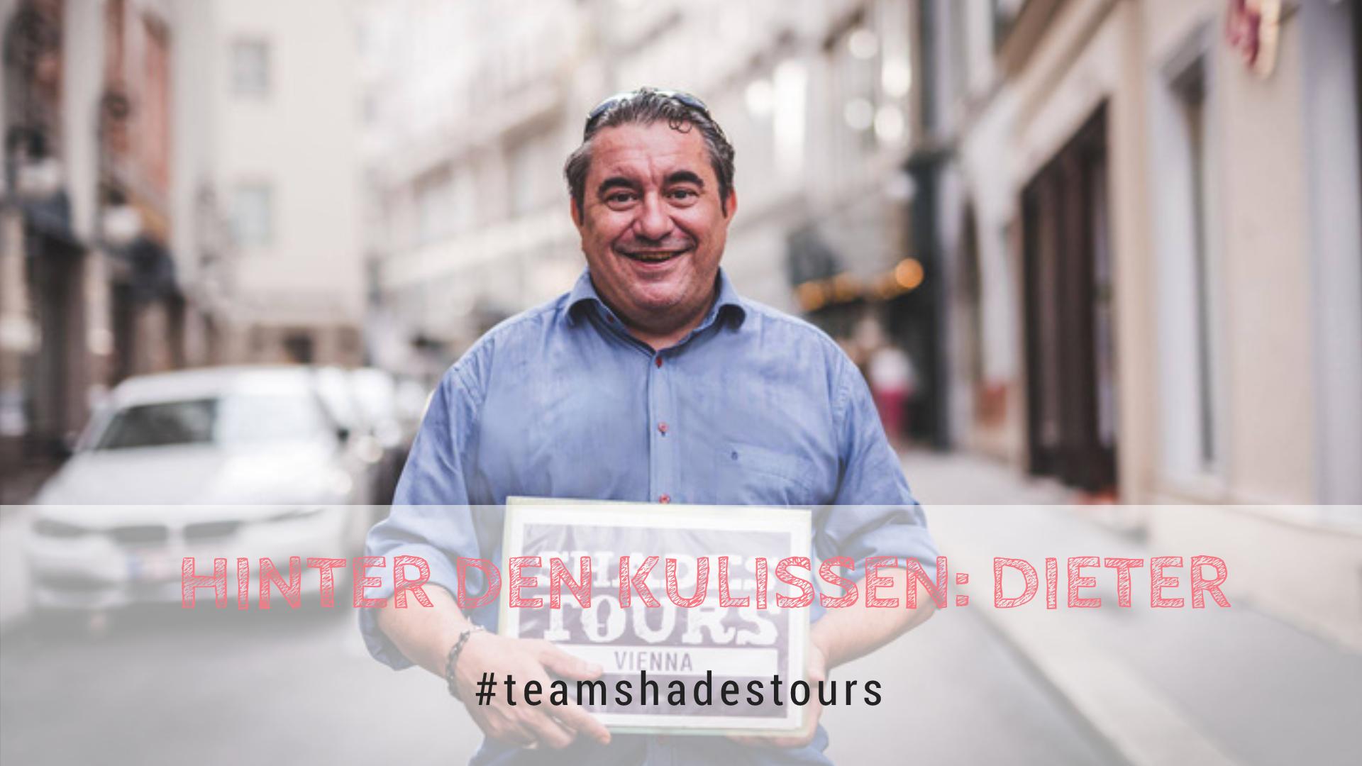 Hinter den Kulissen von SHADES TOURS: Dieter