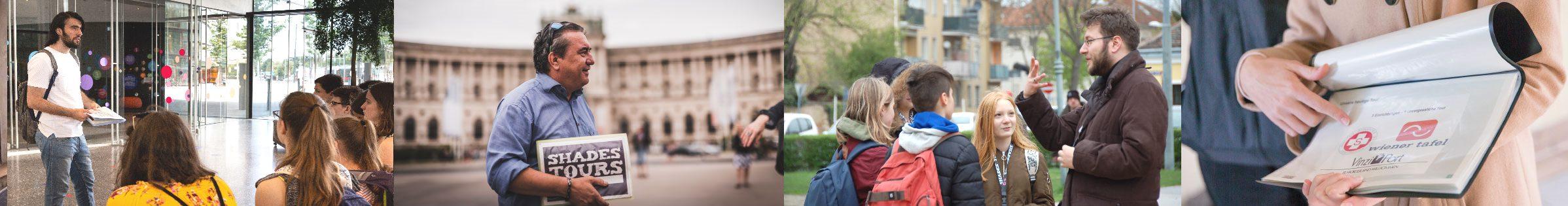 SHADES TOURS für Schulen