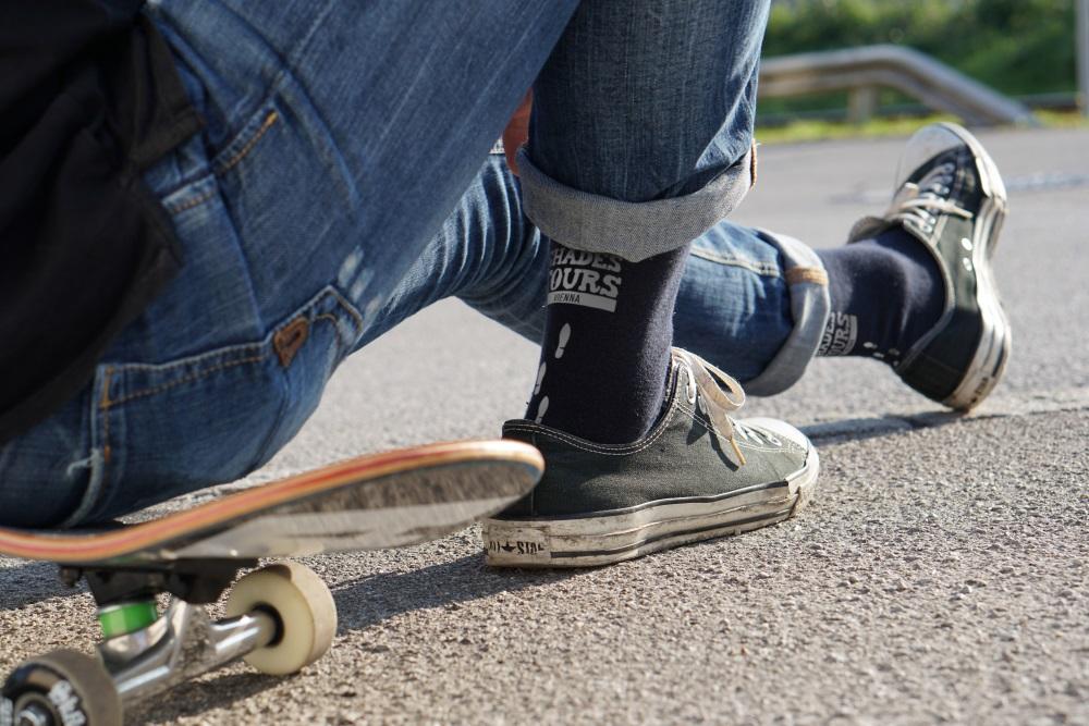SHADES TOURS Socken mit Sinn