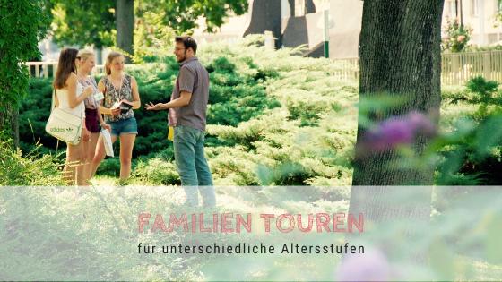 Familien-Exkursion in Wien in Zeiten von Covid-19